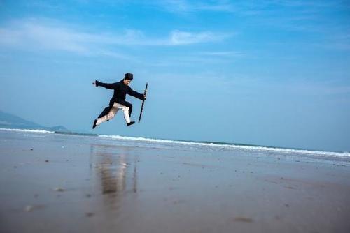 Võ công thật của đạo sĩ Võ Đang sở hữu khinh công siêu phàm, có thể chạy trên mặt nước - Ảnh 4.