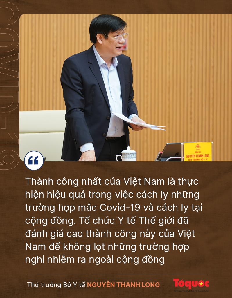Các chuyên gia y tế hàng đầu ngợi ca điểm then chốt trong cuộc chiến chống Covid của Việt Nam - Ảnh 3.