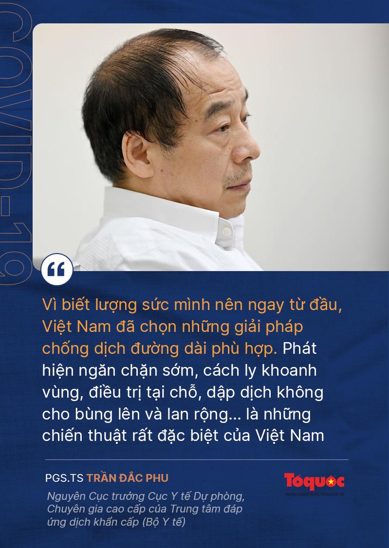 Các chuyên gia y tế hàng đầu ngợi ca điểm then chốt trong cuộc chiến chống Covid của Việt Nam - Ảnh 4.