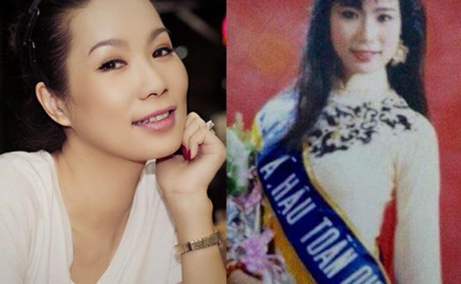 Á hậu đặc biệt nhất showbiz Việt: Tài năng xuất chúng, hạnh phúc viên mãn - Ảnh 1.