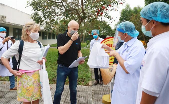 Thừa Thiên Huế không còn người nhiễm Covid-19