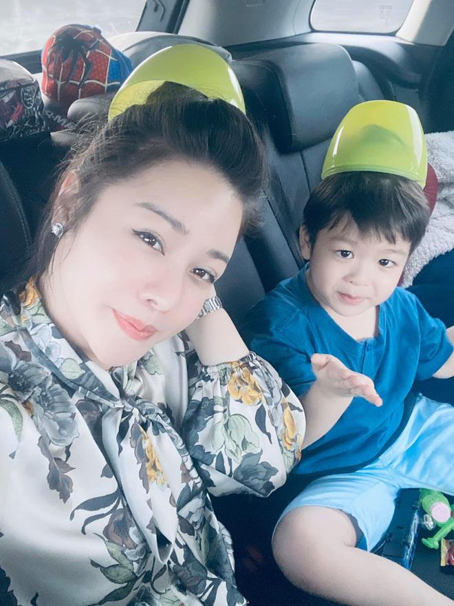 Bị tung bằng chứng bất lợi, Nhật Kim Anh tố cáo chồng cũ không phải là người trực tiếp chăm sóc con trai trong 2 năm qua - Ảnh 2.