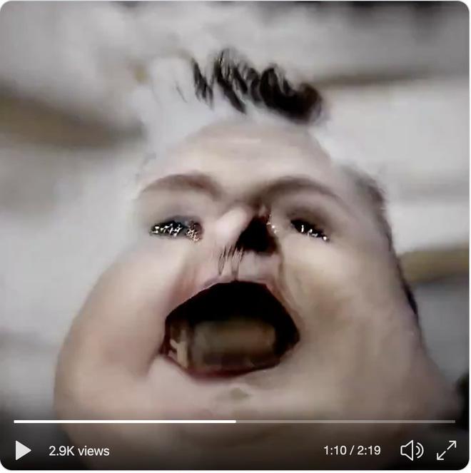 Kết quả đáng sợ thu được khi AI tạo ra những khuôn mặt ảo theo điệu nhạc - Ảnh 3.