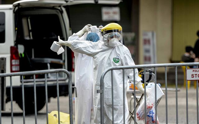 [TIN MỚI dịch COVID-19] Việt Nam điều trị khỏi cho 122 người mắc bệnh; Chủ tịch Hà Nội yêu cầu phong tỏa 14 ngày thôn Hạ Lôi - Ảnh 1.