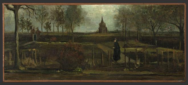 Bức tranh quý của Van Gogh bị đánh cắp đúng ngày sinh nhật của danh họa: Kẻ cuồng mộ muốn ghi dấu ấn? - Ảnh 1.