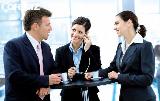 Bí mật nơi công sở: Có 3 điều không bao giờ được nói với đồng nghiệp, bất kể có thân đến đâu - Ảnh 5.