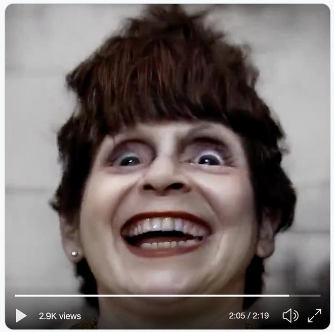 Kết quả đáng sợ thu được khi AI tạo ra những khuôn mặt ảo theo điệu nhạc - Ảnh 6.