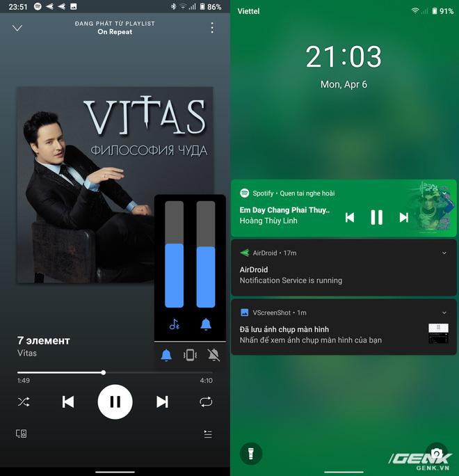 Cận cảnh VOS 3.0 vừa được Vsmart tung ra: Giao diện lột xác, Android 10, nhiều ứng dụng mới - Ảnh 9.