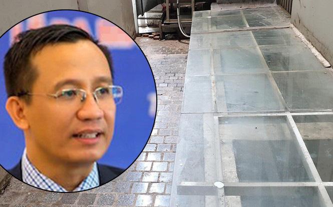 Vợ TS Bùi Quang Tín nói chồng có mâu thuẫn với nhiều người, không có biểu hiện stress
