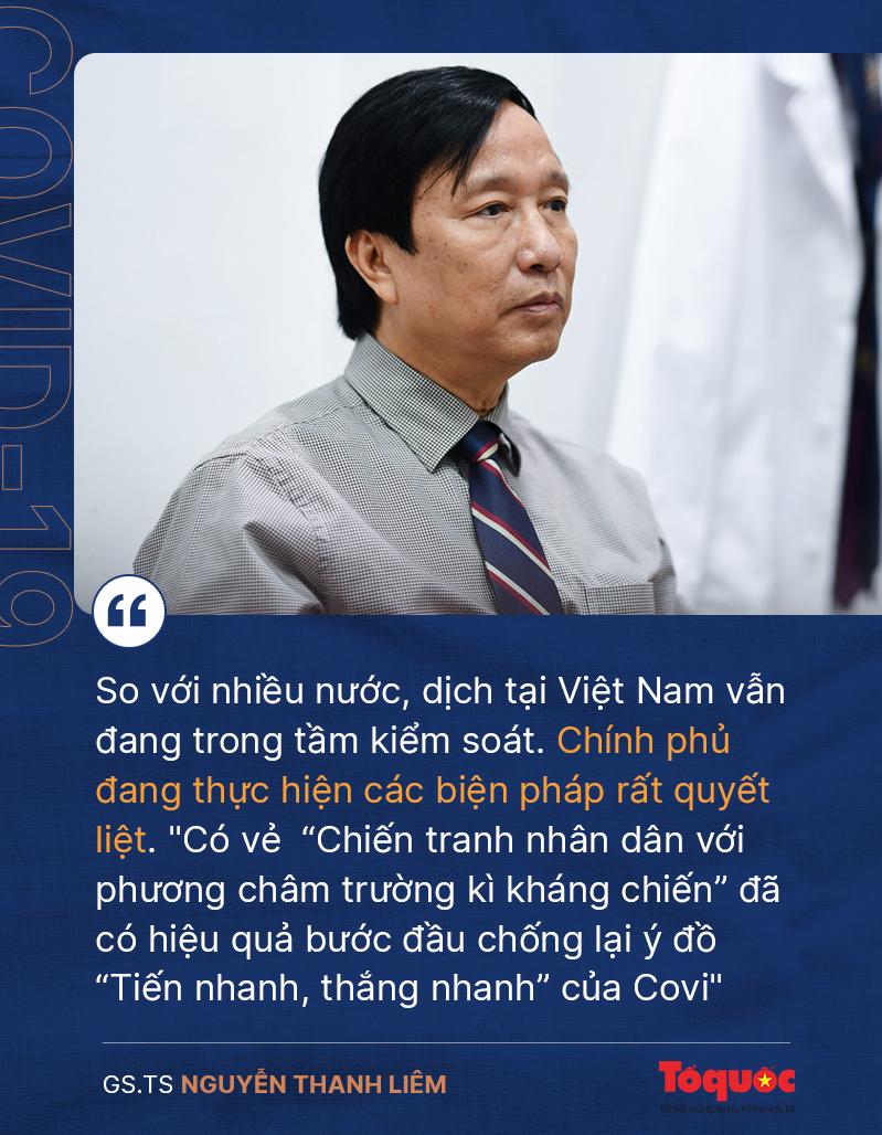 Các chuyên gia y tế hàng đầu ngợi ca điểm then chốt trong cuộc chiến chống Covid của Việt Nam - Ảnh 8.