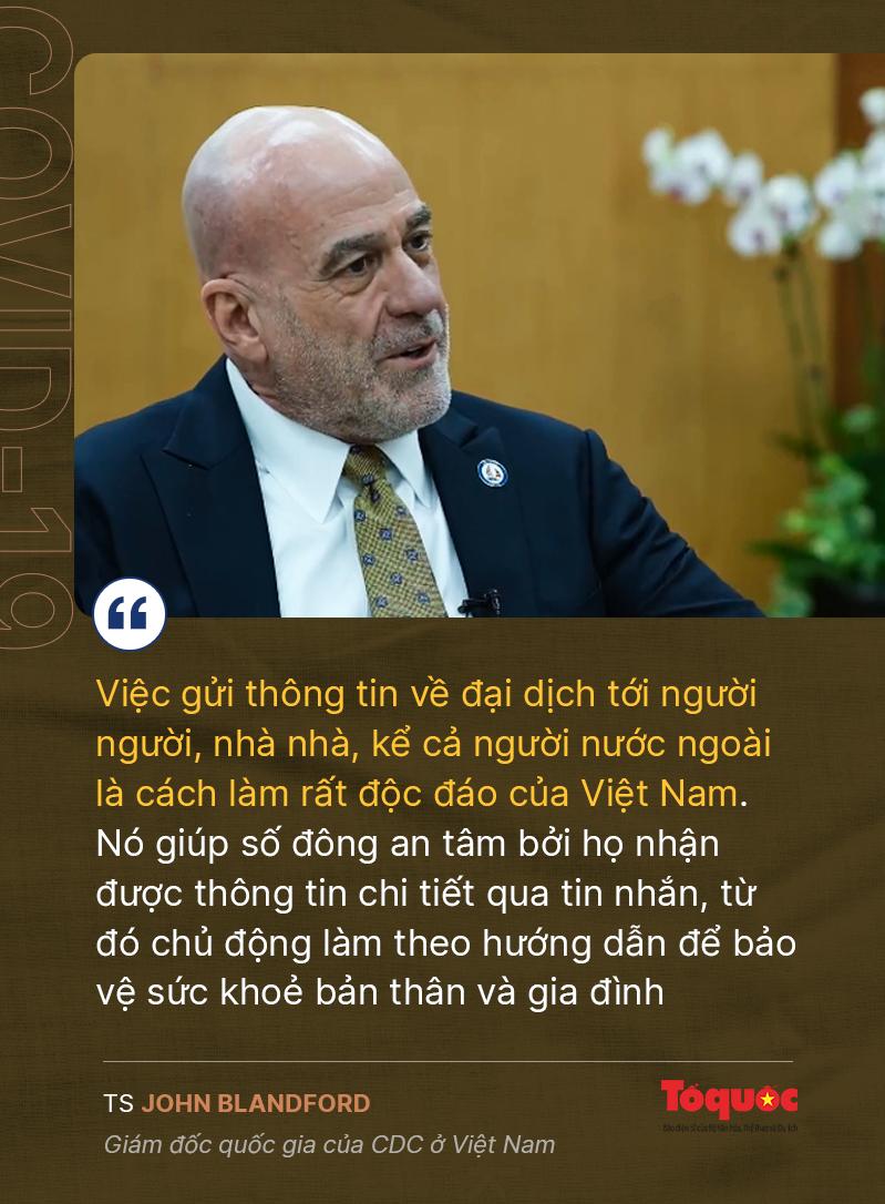 Các chuyên gia y tế hàng đầu ngợi ca điểm then chốt trong cuộc chiến chống Covid của Việt Nam - Ảnh 2.