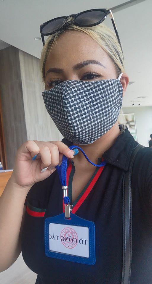 Cô người mẫu vận động người nghi nhiễm Covid-19 ở Buddha bar: Phát hiện trường hợp khẩn cấp thì phải lên đường - Ảnh 2.