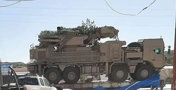 Vũ khí Israel từng khiến PK Syria khiếp sợ xuất hiện ở Libya, Thổ tung lưới bắt Pantsir-S1 - Ảnh 2.