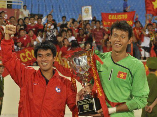 HLV Mai Đức Chung mát tay, U22 Việt Nam vô địch giải đấu quốc tế lâu đời nhất châu Á - Ảnh 4.