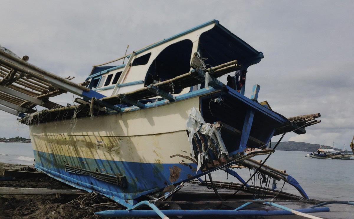 Philippines đoàn kết với Việt Nam trong vụ tàu cá QNg 90617 TS bị Trung Quốc đâm chìm