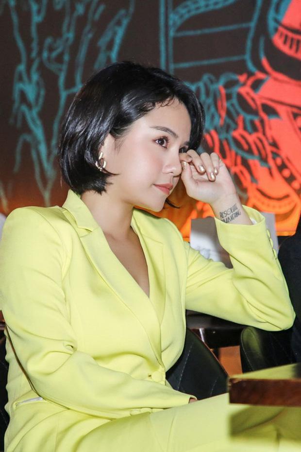 Giữa drama người cũ, Thái Trinh lên tiếng: Hãy để tôi sống mà không có người làm tôi tổn thương hiện diện - Ảnh 1.