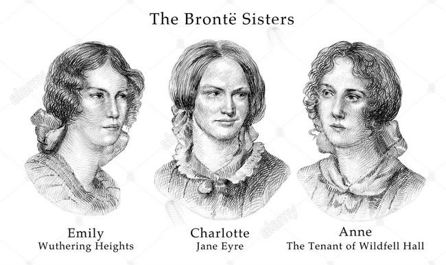"""Số phận bi thảm của nhà văn """"Đồi gió hú và thuyết âm mưu đằng sau cái chết trẻ của 3 chị em nhà Bronte - Ảnh 2."""