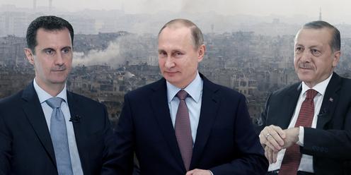 Tự bước vào ngõ cụt u tối Idlib, Thổ Nhĩ Kỳ đừng hỏi vì sao Nga-Syria không chia miếng bánh hậu chiến tranh - ảnh 1