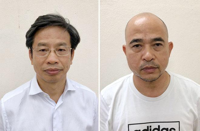 Bộ Công an khởi tố, bắt tạm giam nguyên TGĐ Tổng Công ty Dầu Việt Nam - Ảnh 1.