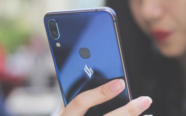 Tăng trưởng 2 con số, Vsmart lọt Top 3 thị phần smartphone tại Việt Nam - Ảnh 2.