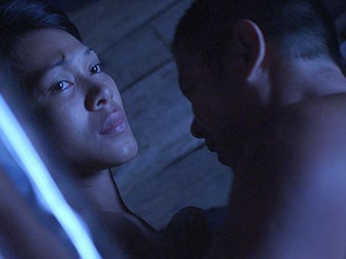 Chân dung nữ diễn viên được chính chồng giao vai có nhiều cảnh nóng - Ảnh 3.