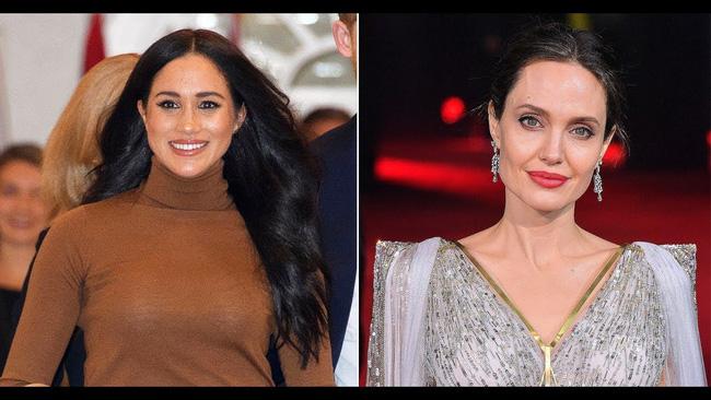 Meghan Markle bị tố trục lợi, kiếm tiền từ tổ chức từ thiện mới, nhanh chóng kết thân với Angelina Jolie để phục vụ cho lợi ích cá nhân - Ảnh 2.