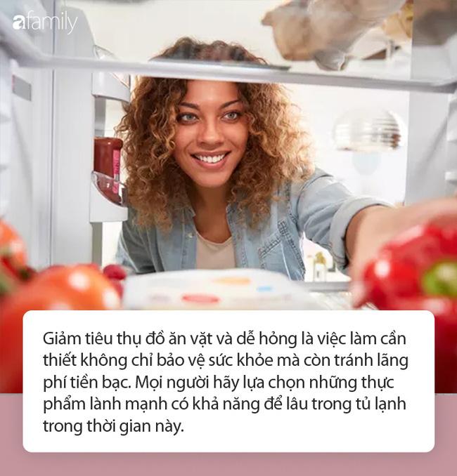 Những loại thực phẩm lành mạnh có thể bảo quản được lâu trong tủ lạnh - Ảnh 1.
