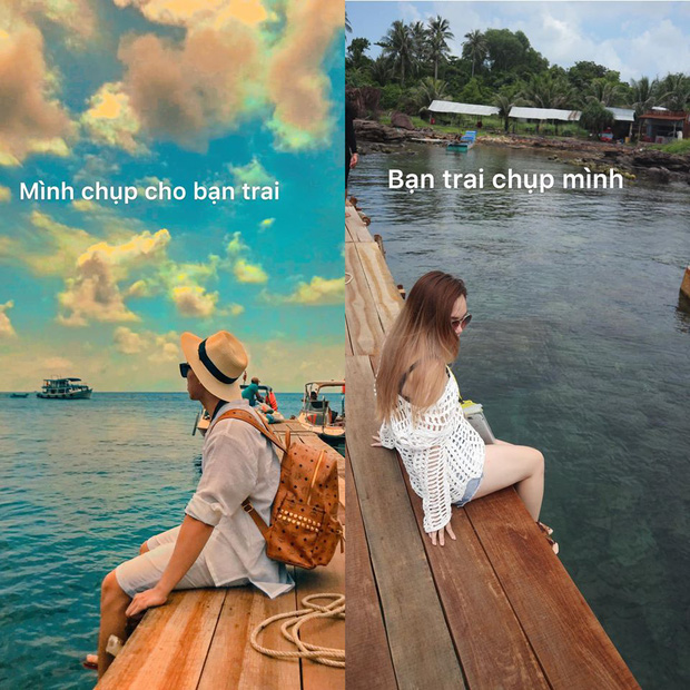 Lục lại album ảnh du lịch cũ, gái xinh ngậm ngùi: Bạn trai mình cái gì cũng tốt, mỗi tội chụp ảnh cho mình như kẻ thù - ảnh 3