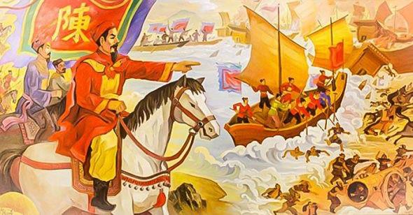 Chiến công hùng vĩ và khúc sông nơi Hưng Đạo Đại Vương lập lời thề bất diệt - Ảnh 6.