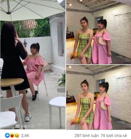 Bóc mẽ sự thật đằng sau những bức ảnh sống ảo của con gái trên mạng xã hội khiến dân tình ngã ngửa - Ảnh 1.