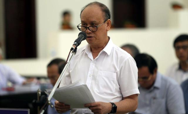 Nói lời sau cùng, Phan Văn Anh Vũ khẳng định không câu kết với cán bộ, hai cựu Chủ tịch Đà Nẵng kêu oan - Ảnh 1.