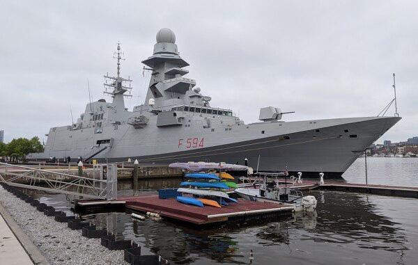 Siêu khinh hạm FFG(X): 5 ưu thế đáng gờm giúp HQ Mỹ một lần nữa khuếch trương sức mạnh? - Ảnh 2.