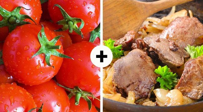 Những thực phẩm ăn cùng nhau sẽ hạn chế ung thư - Ảnh 1.