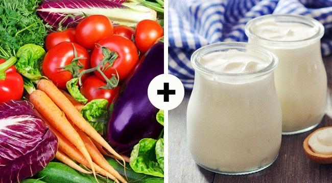 Những thực phẩm ăn cùng nhau sẽ hạn chế ung thư - Ảnh 2.
