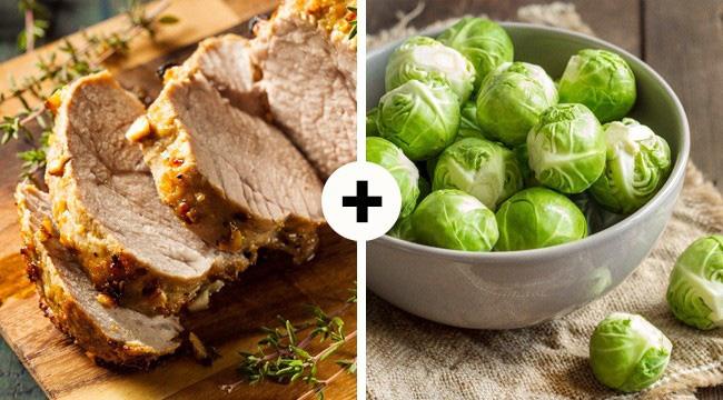 Những thực phẩm ăn cùng nhau sẽ hạn chế ung thư - Ảnh 10.