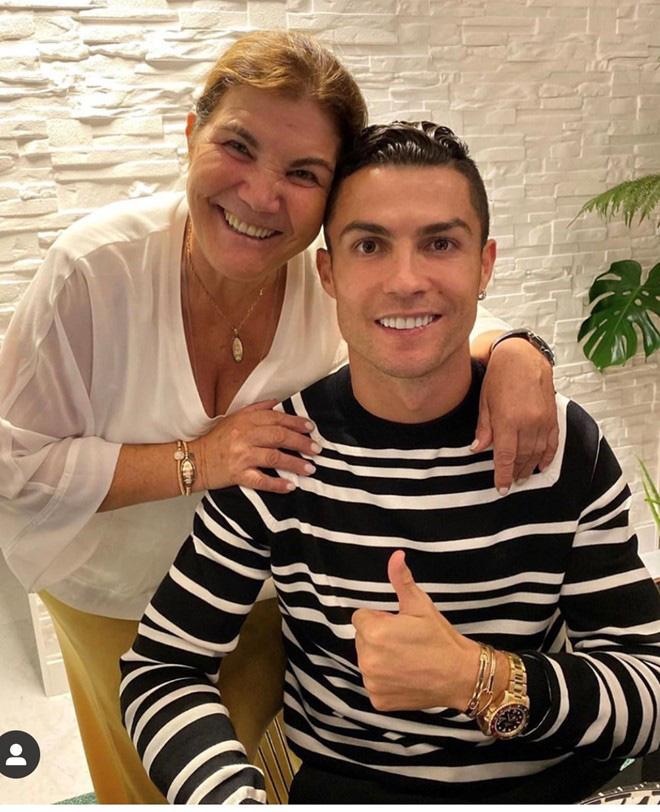 Ronaldo và dàn sao thể thao chia sẻ thông điệp ý nghĩa nhân Ngày của mẹ - Ảnh 1.