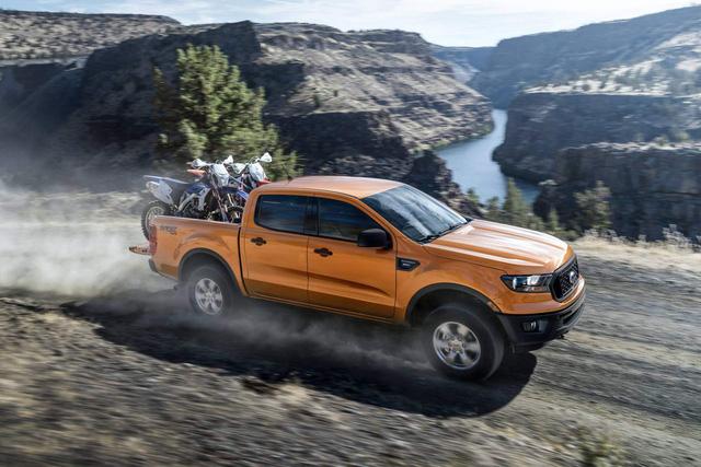 Giữa tâm dịch, một mình Ford Ranger tăng trưởng doanh số - Ảnh 1.