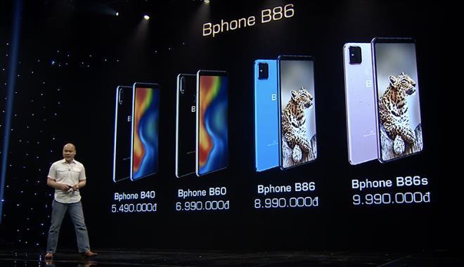 Vừa ra mắt, Bphone B86 đã bị chê đắt  - Ảnh 2.