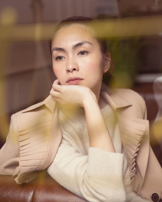 Những hình ảnh chứng minh Tăng Thanh Hà khi có da có thịt lại càng xinh đẹp xuất thần hơn - Ảnh 2.