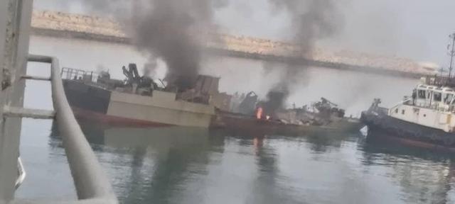 Tàu Iran bắn nhầm đồng đội: Chuyên gia đưa cảnh báo sắc lạnh khiến Hải quân Mỹ rùng mình - Ảnh 1.