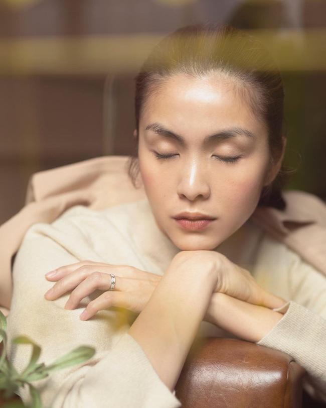 Những hình ảnh chứng minh Tăng Thanh Hà khi có da có thịt lại càng xinh đẹp xuất thần hơn - Ảnh 3.