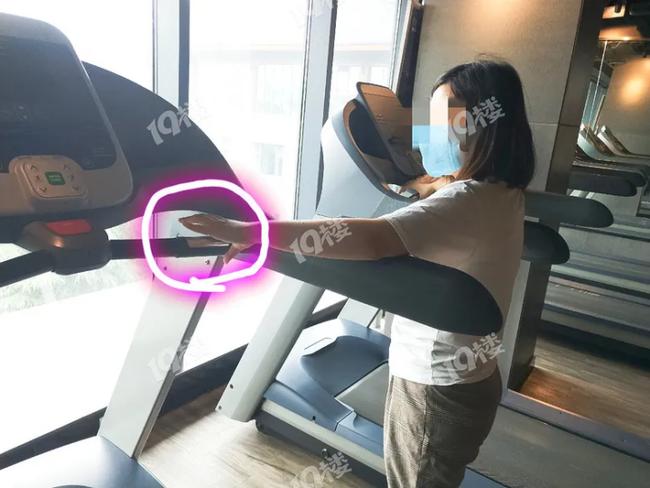 Người phụ nữ bị điện giật khi đang chạy bộ trên máy, vị trí phát ra dòng điện cũng là nơi nhiều người hay chạm vào - Ảnh 4.
