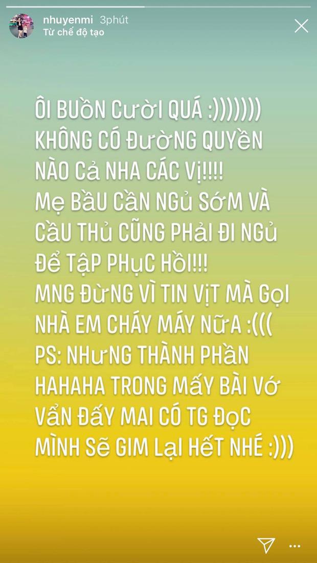 Chị gái lên tiếng trước tin đồn vợ chồng Duy Mạnh - Quỳnh Anh lục đục, thẳng tay dằn mặt antifan - Ảnh 1.