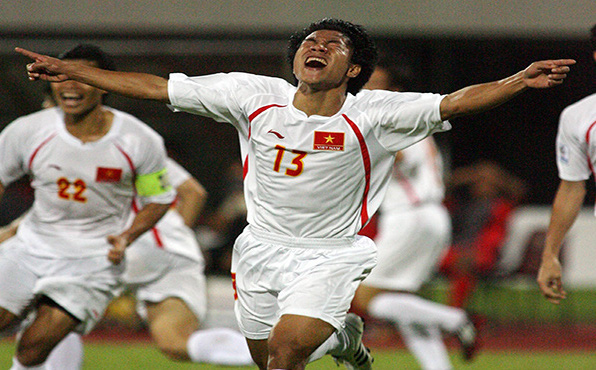 """Quang Hải: Òa khóc vì mất SEA Games, xin rời ĐTVN nhưng rồi lại hóa """"thần tài"""" ở AFF Cup"""