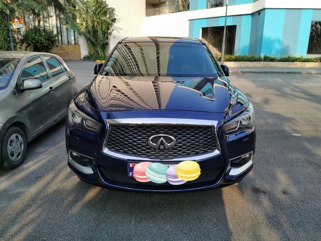 Đại gia bán SUV lỗ 1,3 tỷ để đổi Mercedes-Benz S 400, tuyên bố đây là chiếc Infiniti QX60 có nội thất độc nhất Việt Nam - Ảnh 1.
