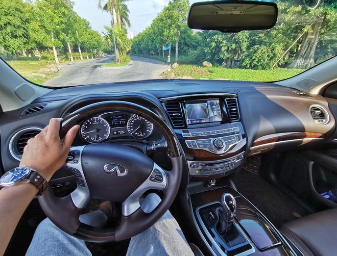 Đại gia bán SUV lỗ 1,3 tỷ để đổi Mercedes-Benz S 400, tuyên bố đây là chiếc Infiniti QX60 có nội thất độc nhất Việt Nam - Ảnh 3.
