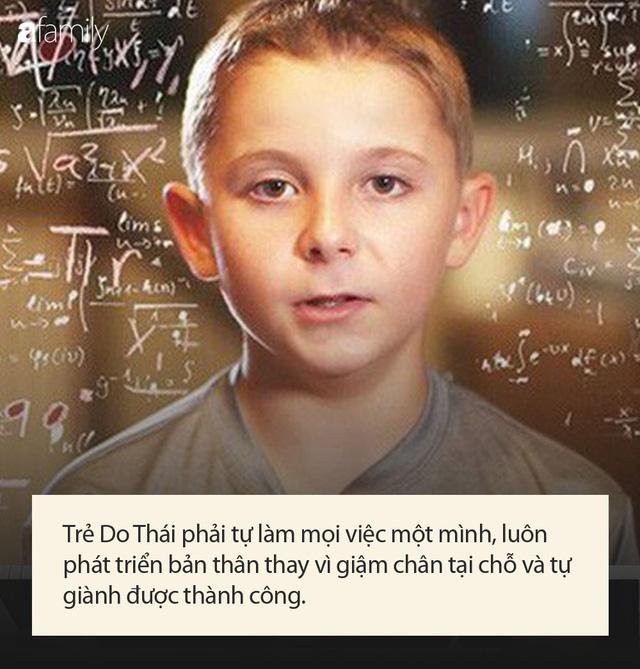 9 nguyên tắc mà dân tộc thông minh nhất thế giới dạy con: Toàn điều đơn giản nhưng lại góp phần tạo ra những đứa trẻ xuất chúng - Ảnh 6.