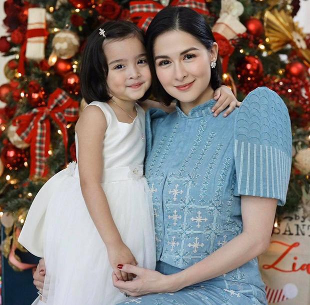 Đẳng cấp nhan sắc con gái mỹ nhân đẹp nhất Philippines: Xinh như tiên tử giáng trần, mới 4 tuổi cát xê đã vượt mặt mẹ - Ảnh 5.