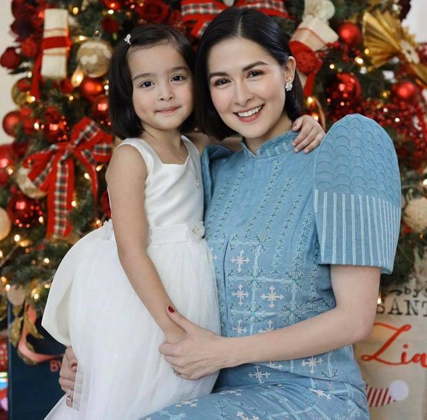 Đẳng cấp nhan sắc con gái mỹ nhân đẹp nhất Philippines: Xinh như tiên tử giáng trần, mới 4 tuổi cát xê đã vượt mặt mẹ - Ảnh 6.