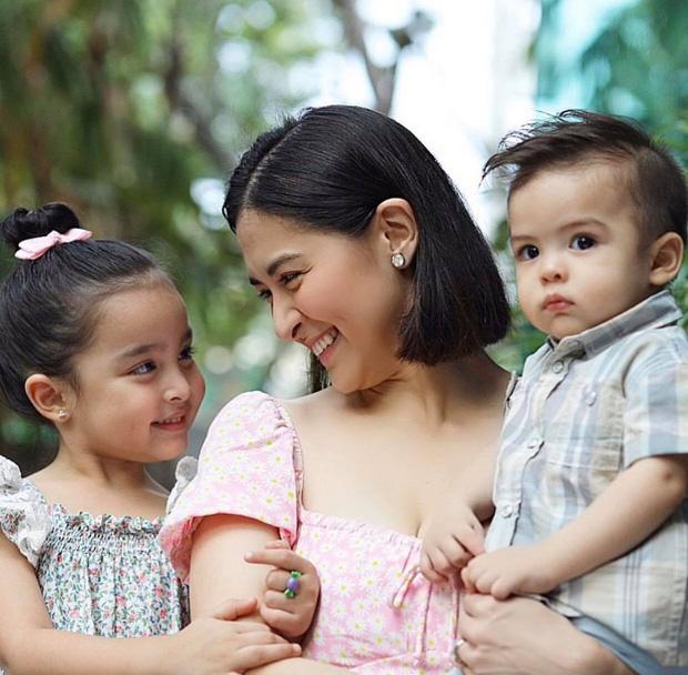 Đẳng cấp nhan sắc con gái mỹ nhân đẹp nhất Philippines: Xinh như tiên tử giáng trần, mới 4 tuổi cát xê đã vượt mặt mẹ - Ảnh 7.